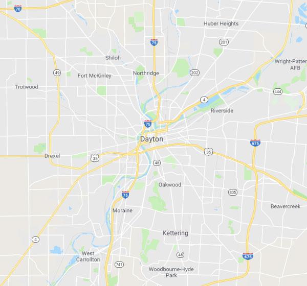 Access Control Video Surveillance Alarm Dayton Area Identisys - Map-kettering-k12-oh-us