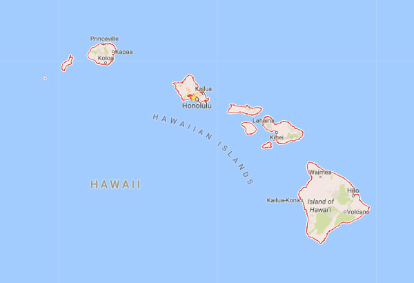 Hawaii Security Sales Territory