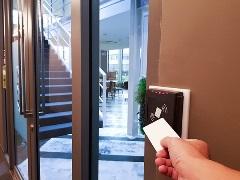 key door key door for bus card neck door bagde door