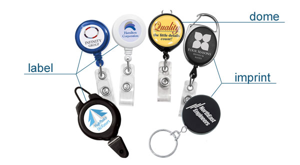Custom Badge Reels