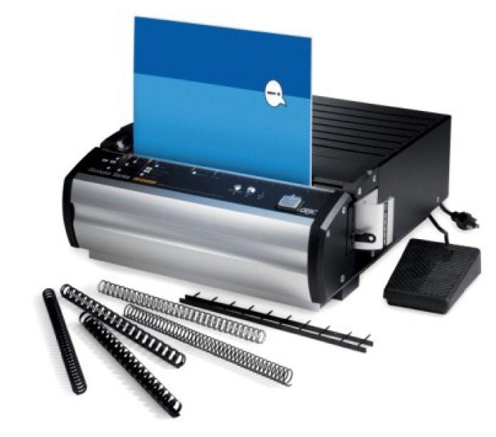 Document Binding Machine Laminator Paper Cutter