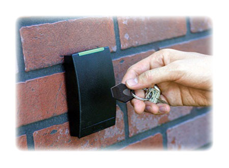 Physical Access Control | Key Card Door & Gate Entry - IdentiSys on