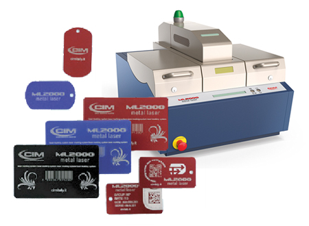 Metal Tag Stamping And Marking Machines Identisys