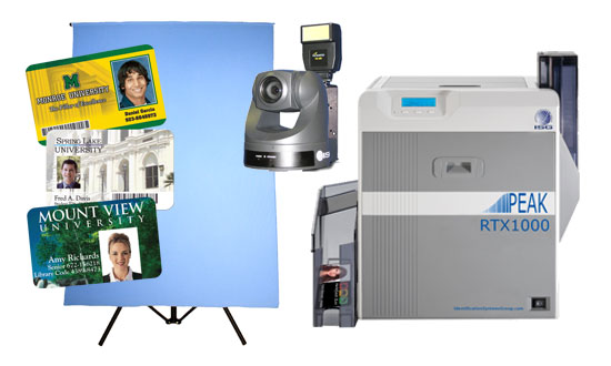 Photo ID Card Systems