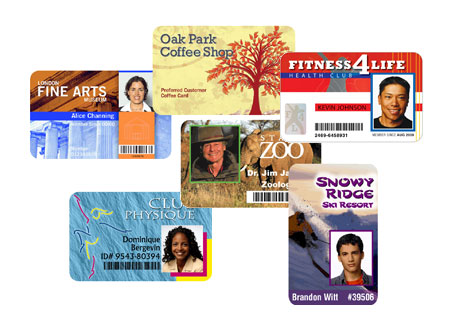 Custom Membership Card Printing