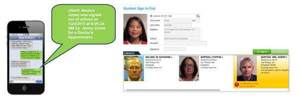 School Visitor Management Systems