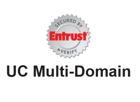 UC Multi-Domain Entrust SSL