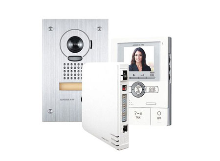 Video Intercom Access Control System