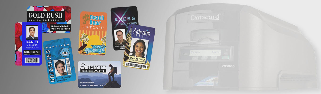 ID Card Systems for ID Cards and Badges