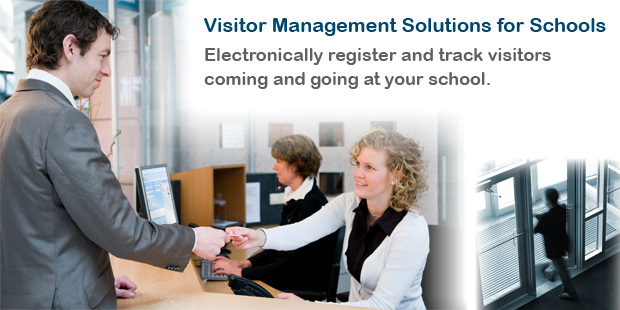 Visitor Management Solutions for Schools