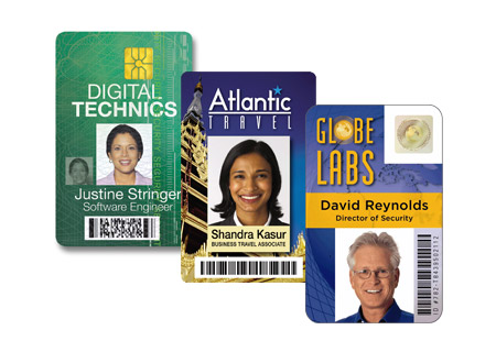 Corporate ID Systems | Company ID Badges & Cards - IdentiSys