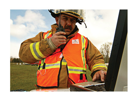 First Responder Accountability and Asset Tracking
