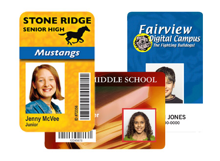 K-12 Student Identification Cards