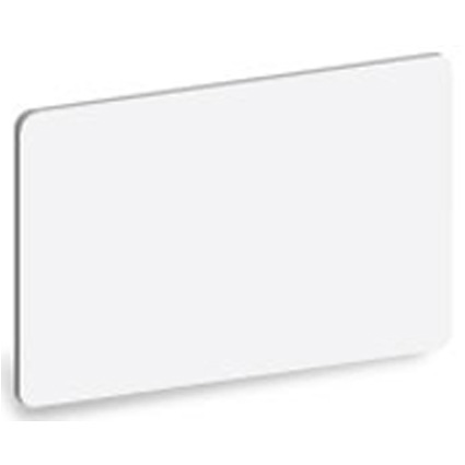 blank plastic card - Blank Plastic Cards