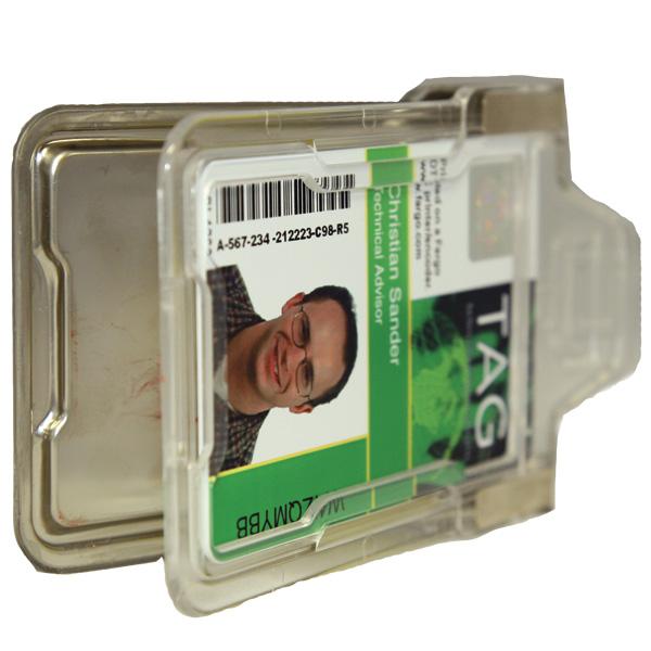 1840-5056 Secure Badge Holder