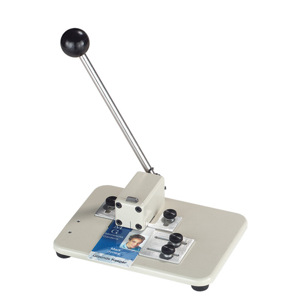 Table-Top w/ Adjustable Centering Guides Slot Punch
