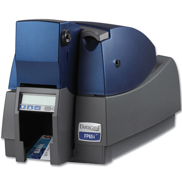 Datacard FP65i Financial Card Printer