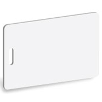 118305wb p blank white pvc plastic cards w portrait - Blank Plastic Cards