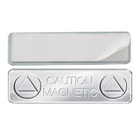 Magnetic Badge Attachment