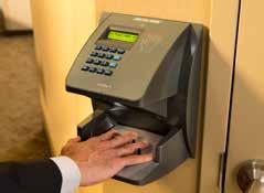 schlage handkey ii multiple technology biometric reader rh identisys com Ir Recognition Systems HandKey II handkey ii installation manual