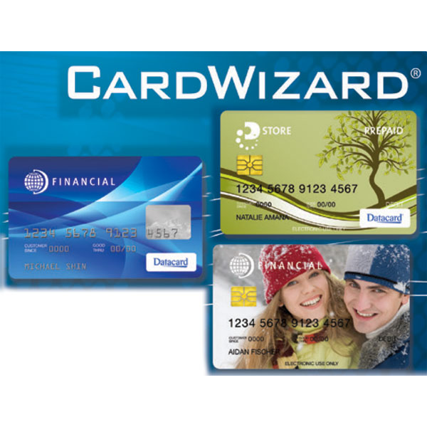 Datacard Cardwizard Issuance Software