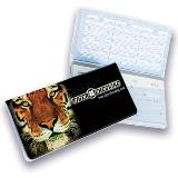 personalized checkbook cover