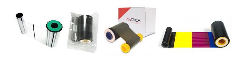genuine matica edisecure xid card printer ribbons