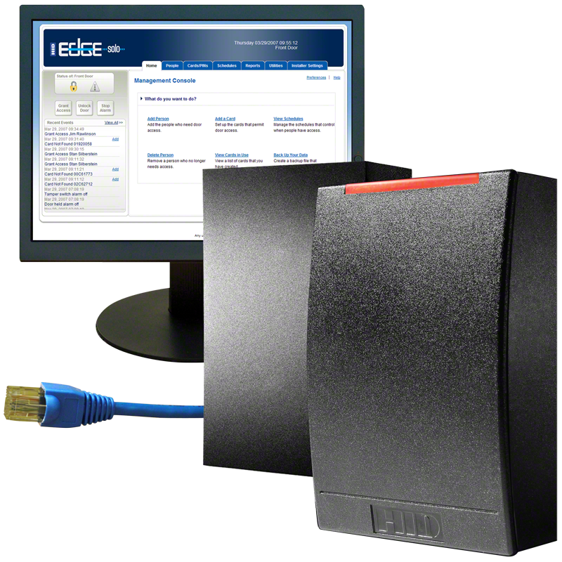Access Control Card Readers & Devices